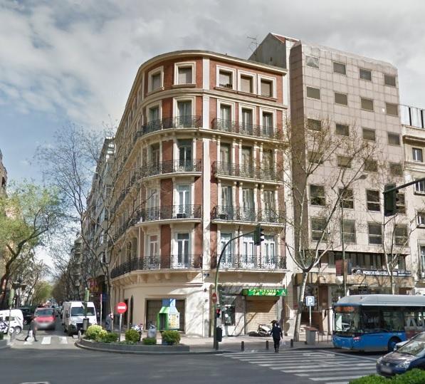 Ayala 44, Madrid.